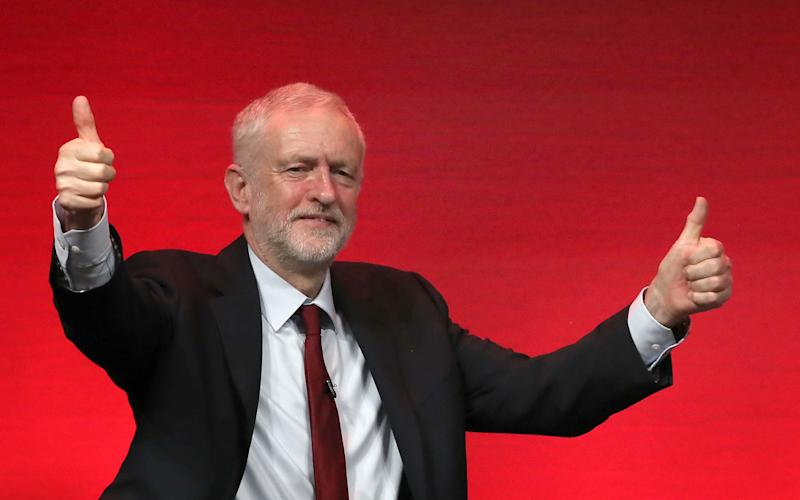 Jeremy Corbyn and Nicola Sturgeon will address the STUC conference in Aviemore today - PA