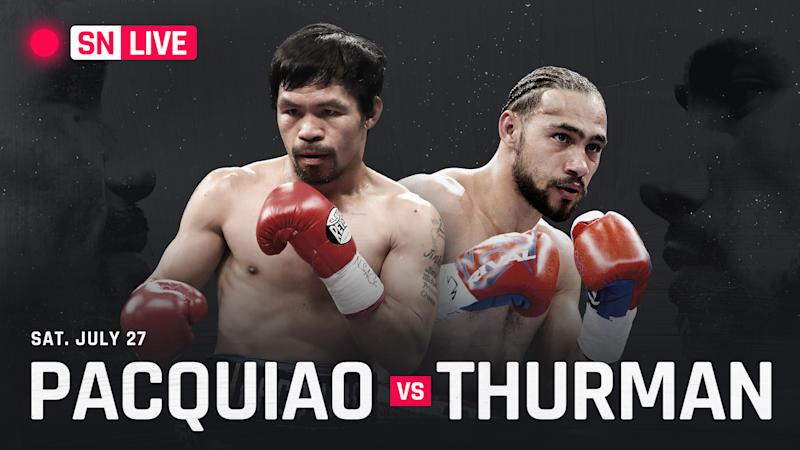 Pacquiao vs. Thurman result: Manny Pacquiao edges Keith Thurman by split decision, claims WBA (Super) welterweight title