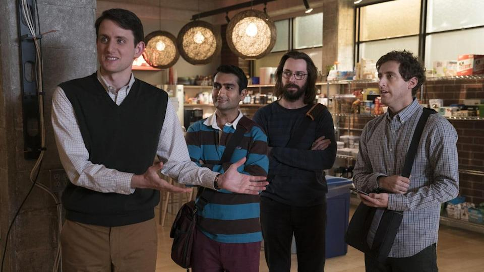 Silicon Valley on HBO