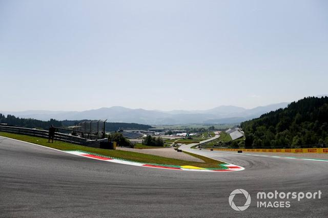 "Red Bull Ring <span class=""copyright"">Zak Mauger / Motorsport Images</span>"
