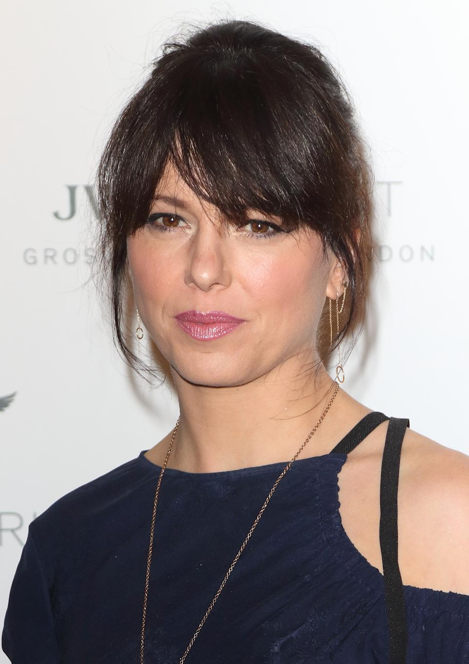 LONDON, UNITED KINGDOM - 2019/04/30: Imelda May at the JW Marriott Grosvenor House - 90th anniversary party at the JW Marriott Grosvenor House, Park Lane. (Photo by Keith Mayhew/SOPA Images/LightRocket via Getty Images)