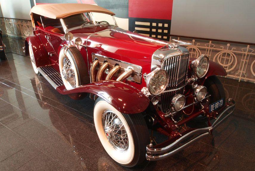 <p>The Model J was America's answer to the best European cars available at the time. It also holds the crown as the most powerful prewar American vehicle.</p>