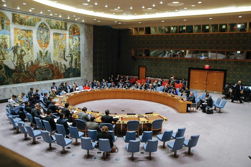 United States  vetoes Security Council Resolution attacking Trump Jerusalem recognition