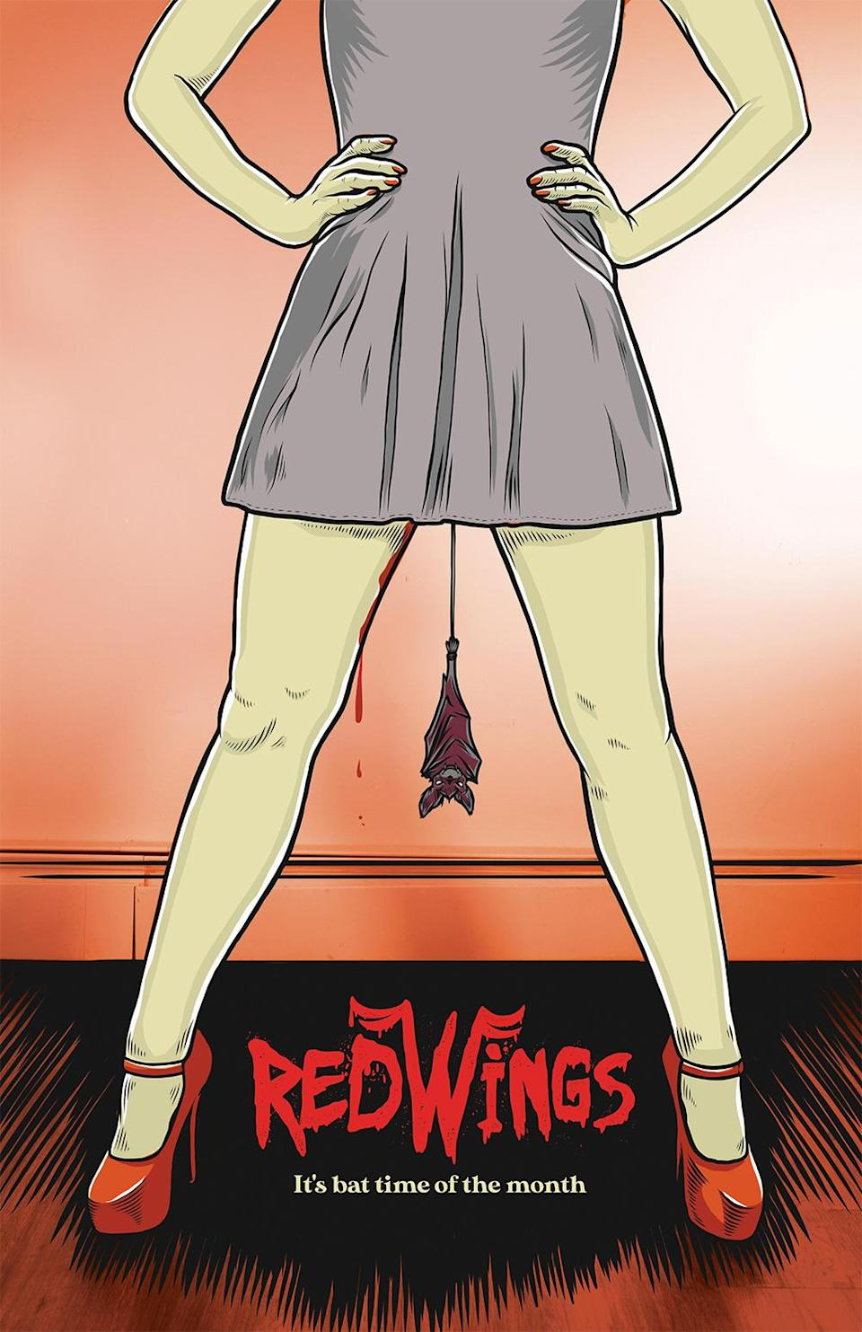 """""""Red Wings"""" Poster - Credit: Courtesy of EMAfilms"""