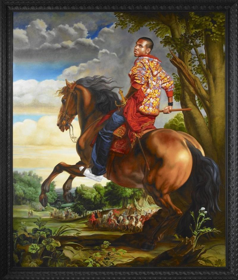 Kehinde Wiley,