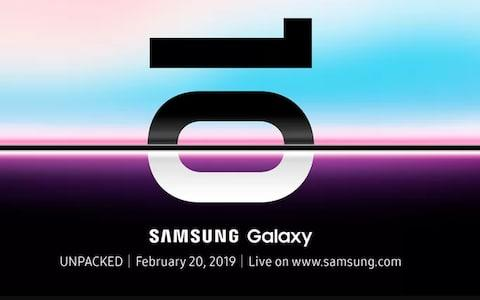 Samsung Galaxy S10 and S10 Plus release date - Credit: Samsung