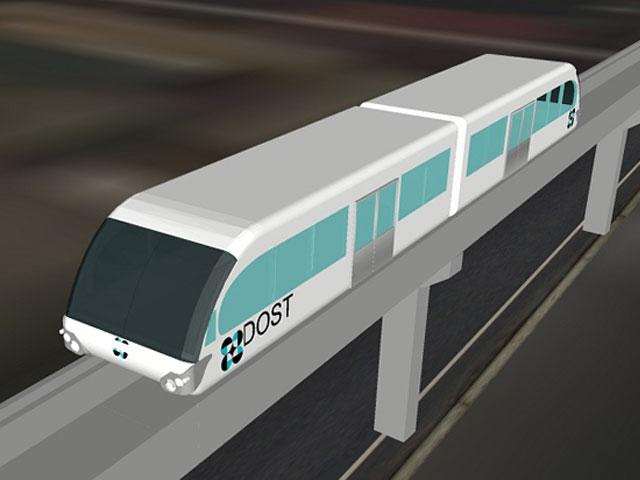 DoST to develop electric-powered monorail for mass transport