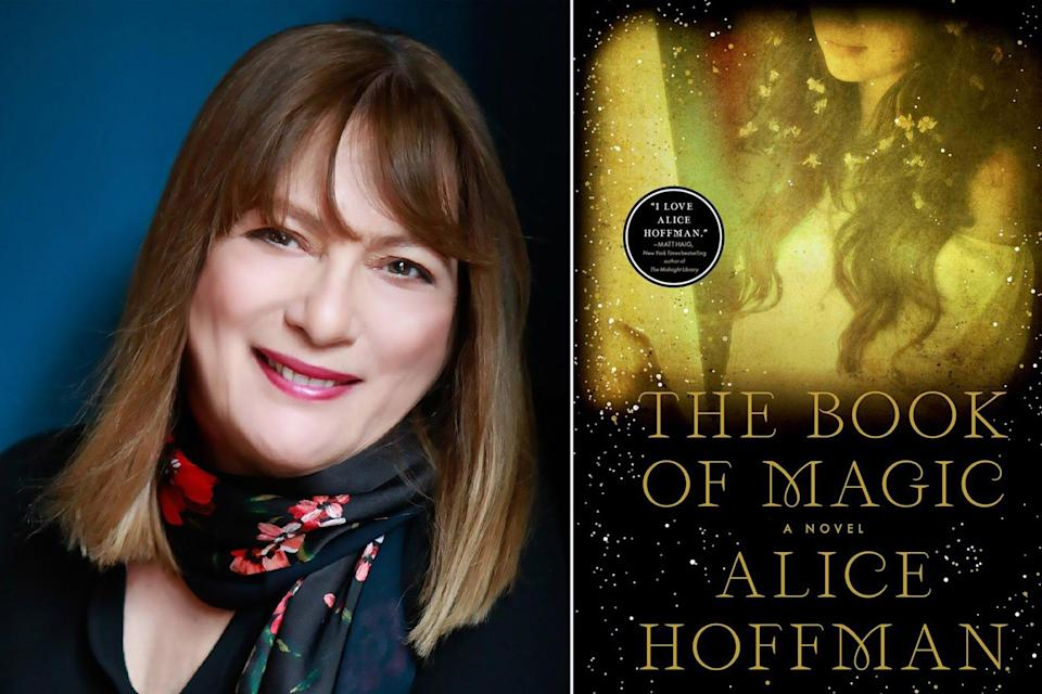 The Book of Magic by Alice Hoffman