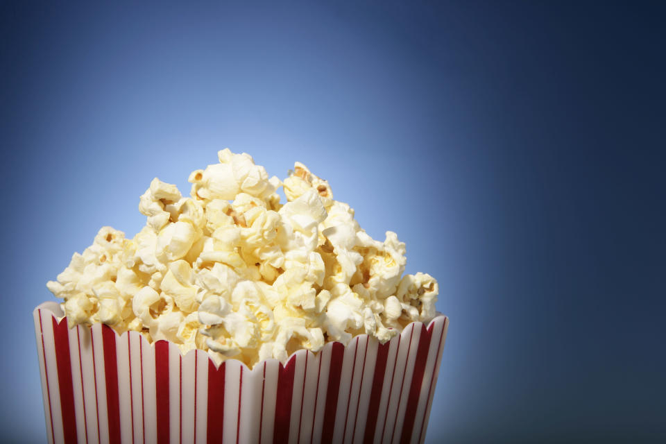 The movie snack turned into a dangerous treat. Photo: Getty Images.