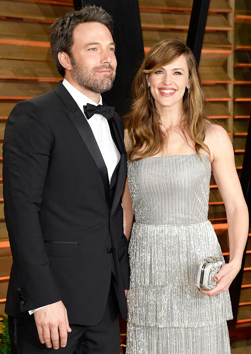Ben Affleck and Jennifer Garner deal with a nanny: was there a romance