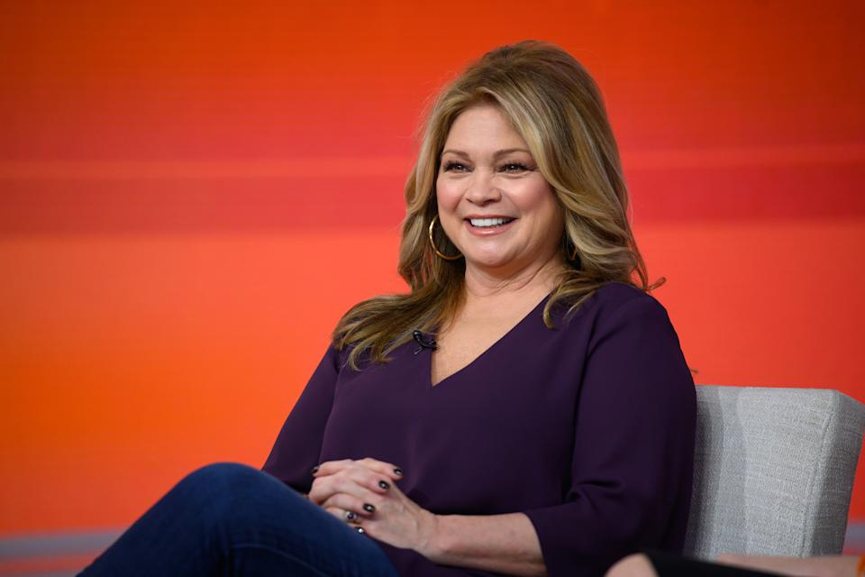 Valerie Bertinelli, 61, spoke on Twitter about her role in perpetuating