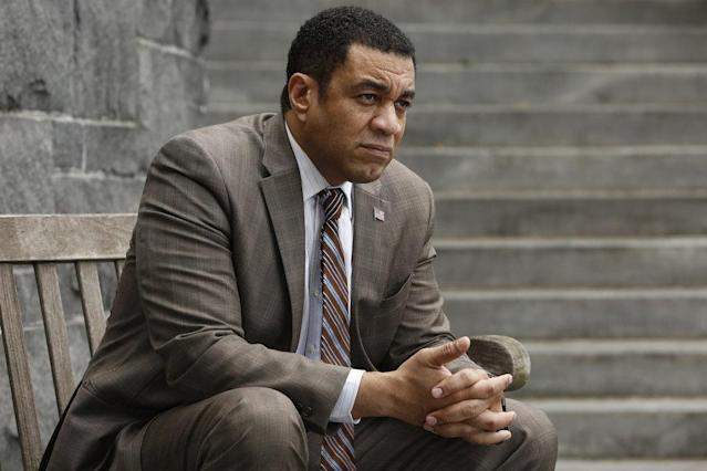 Harry Lennix in <em>The Blacklist</em> (Photo: Will Hart/NBC)