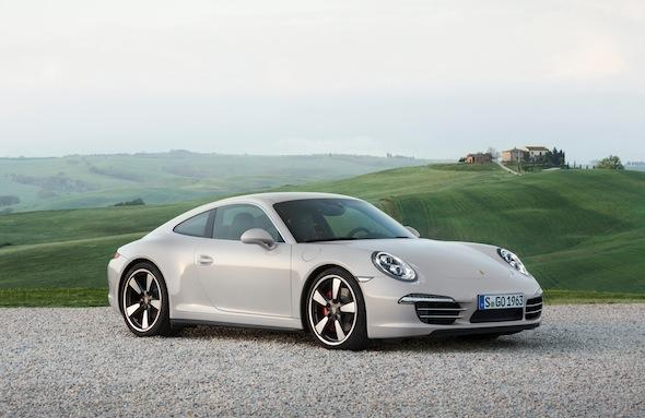 Porsche celebrates 50 years of the 911 with limited edition model