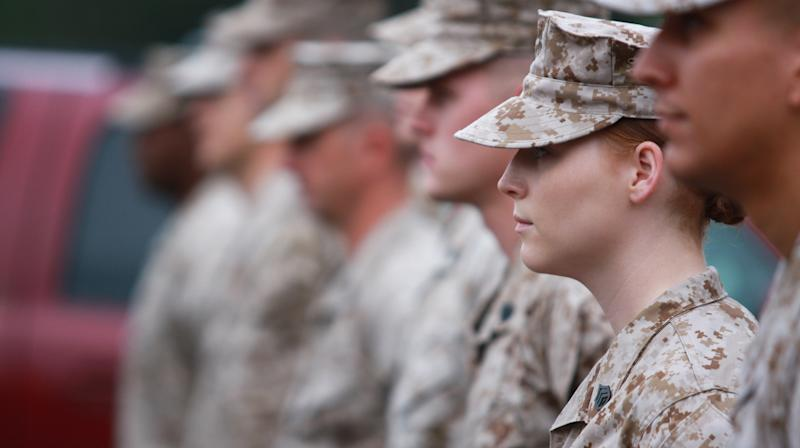 We Know Virtually Nothing About How Women In The Military Get Abortions