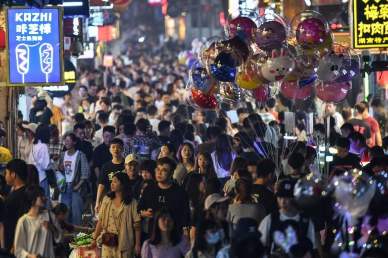 China's consumer spending has been slow to improve, with shoppers worried about venturing out during the pandemic