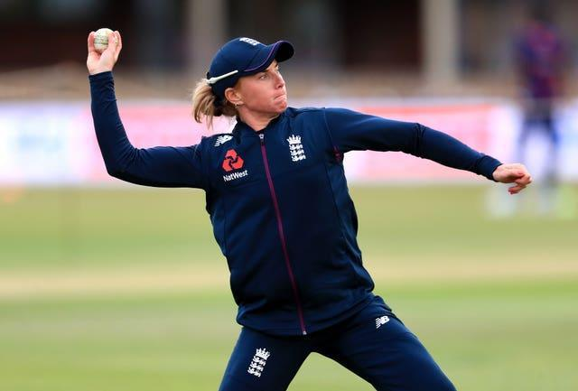 England Women v West Indies Women – Second Vitality IT20 – Incora County Ground