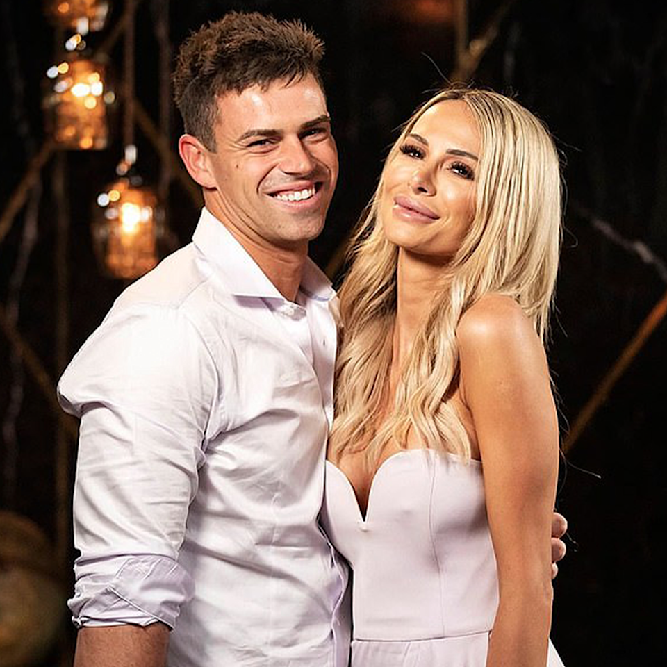 MAFS' Michael and Stacey.