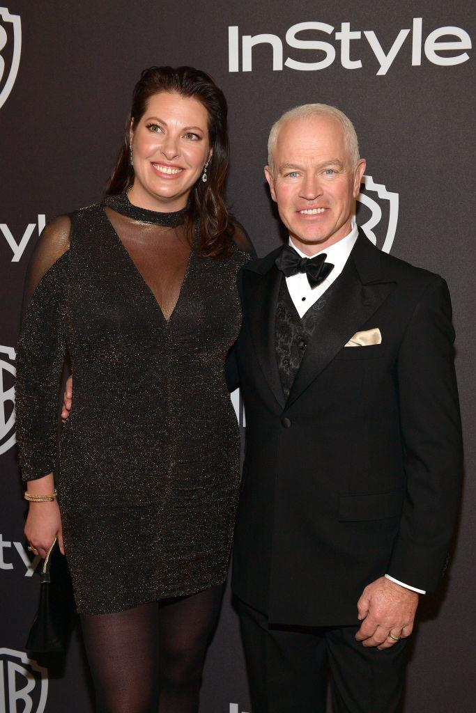 Neal McDonough and wife Ruvé Robertson attend the 2019 InStyle and Warner Bros. 76th Annual Golden Globe Awards Post-Party on Jan. 6 in Beverly Hills, Calif. (Photo: Matt Winkelmeyer/Getty Images for InStyle)