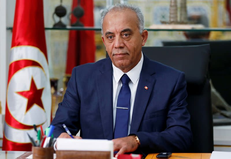 Tunisia's designated PM says he has formed a government