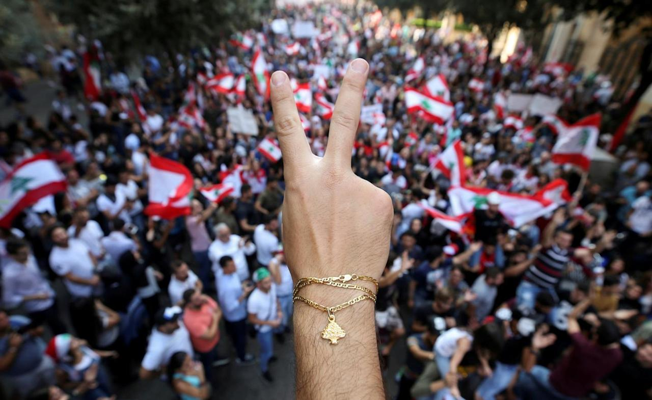 Photo of Protests Present That Iran Is Having Bother Controlling the Center East