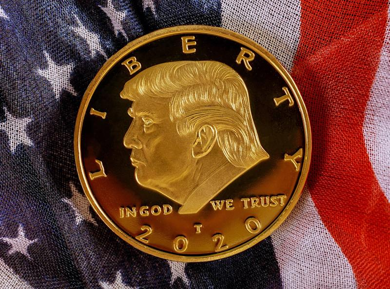 New 'TRUMP' Token Giving 62% Odds of US President's Reelection