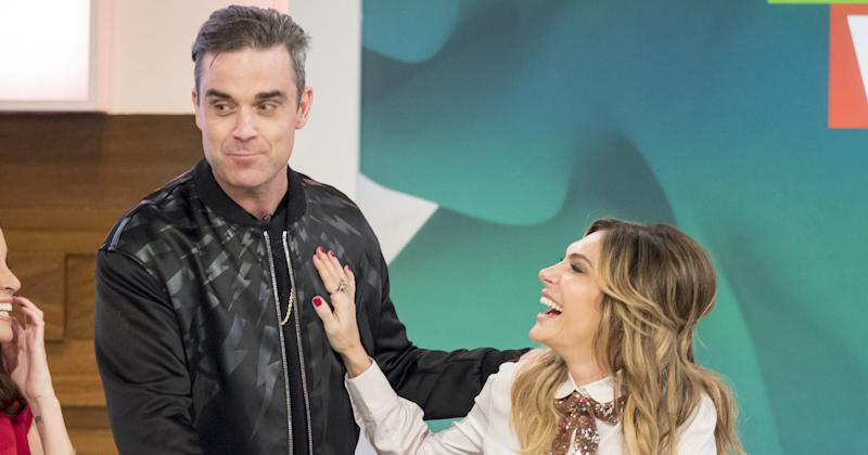 New dad Pete is suffering from the same 'crippling' condition as Robbie Williams (Copyright: Ken McKay/ITV/REX/Shutterstock)