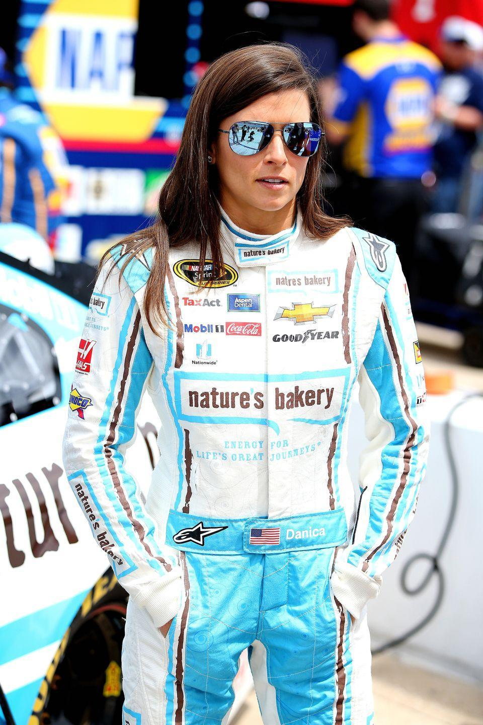 """<p>NASCAR driver <a href=""""https://www.delish.com/food-news/a46721/danica-patrick-diet/"""" rel=""""nofollow noopener"""" target=""""_blank"""" data-ylk=""""slk:Danica Patrick"""" class=""""link rapid-noclick-resp"""">Danica Patrick</a> is obviously fearless on the track, but apparently she's also quite adventurous in the kitchen. Patrick told Delish she has no boundaries when it comes to meat. She's even whipped up bison burgers, and had steak on her waffles. </p>"""