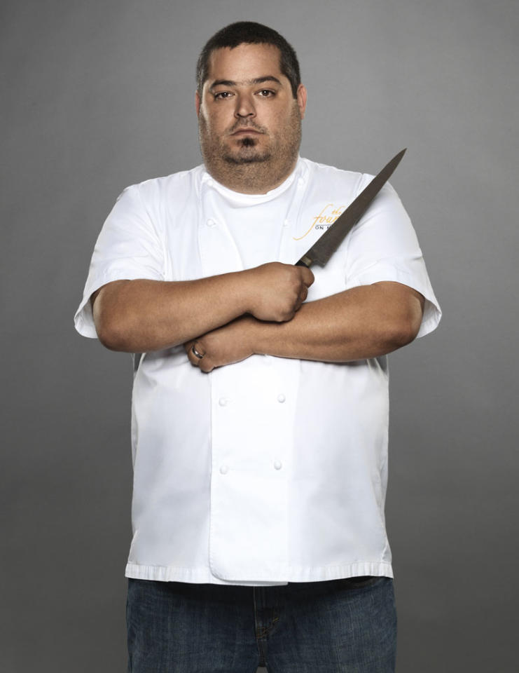 "Chef Eric Greenspan is competing on the new season of ""The Next Iron Chef,"" premiering Sunday, 11/4 at 9 PM on Food Network."