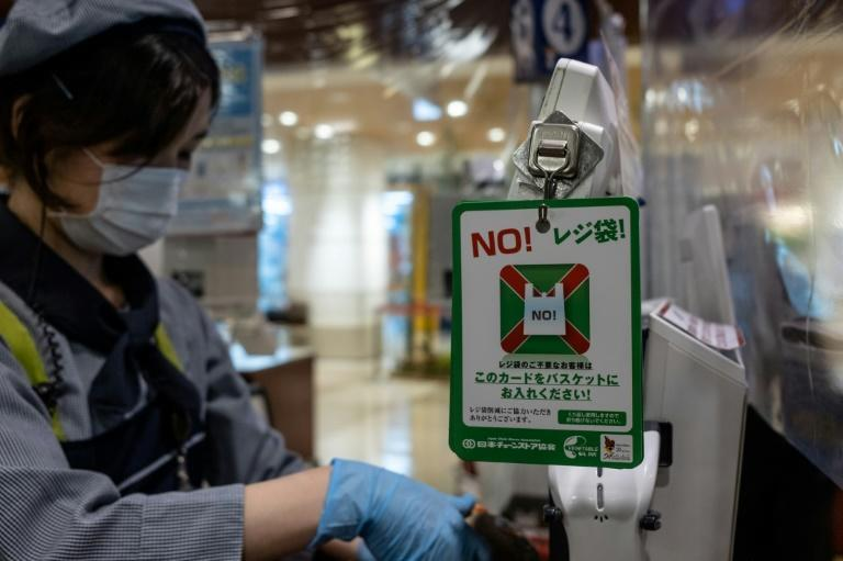 Much of Japan's recycling involves incinerating plastic -- a process that generates carbon dioxide and contributes to climate change