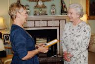 <p>In 2005, Queen Elizabeth invested Dench with the Insignia of a Companion of Honour. (Back in 1988, she made Dench an honorary dame).</p>