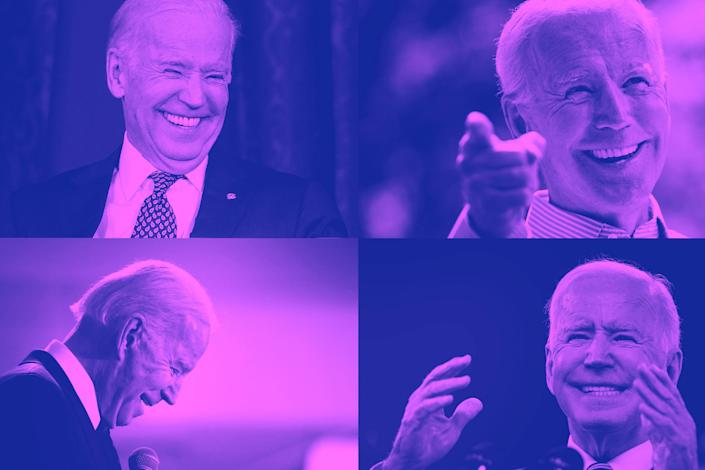 """Joe Biden has joked about being """"a gaffe machine,"""" but he is under pressure as president to choose his words carefully."""
