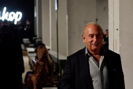 Philip Green prepares to break up his Arcadia Group: Sunday Times