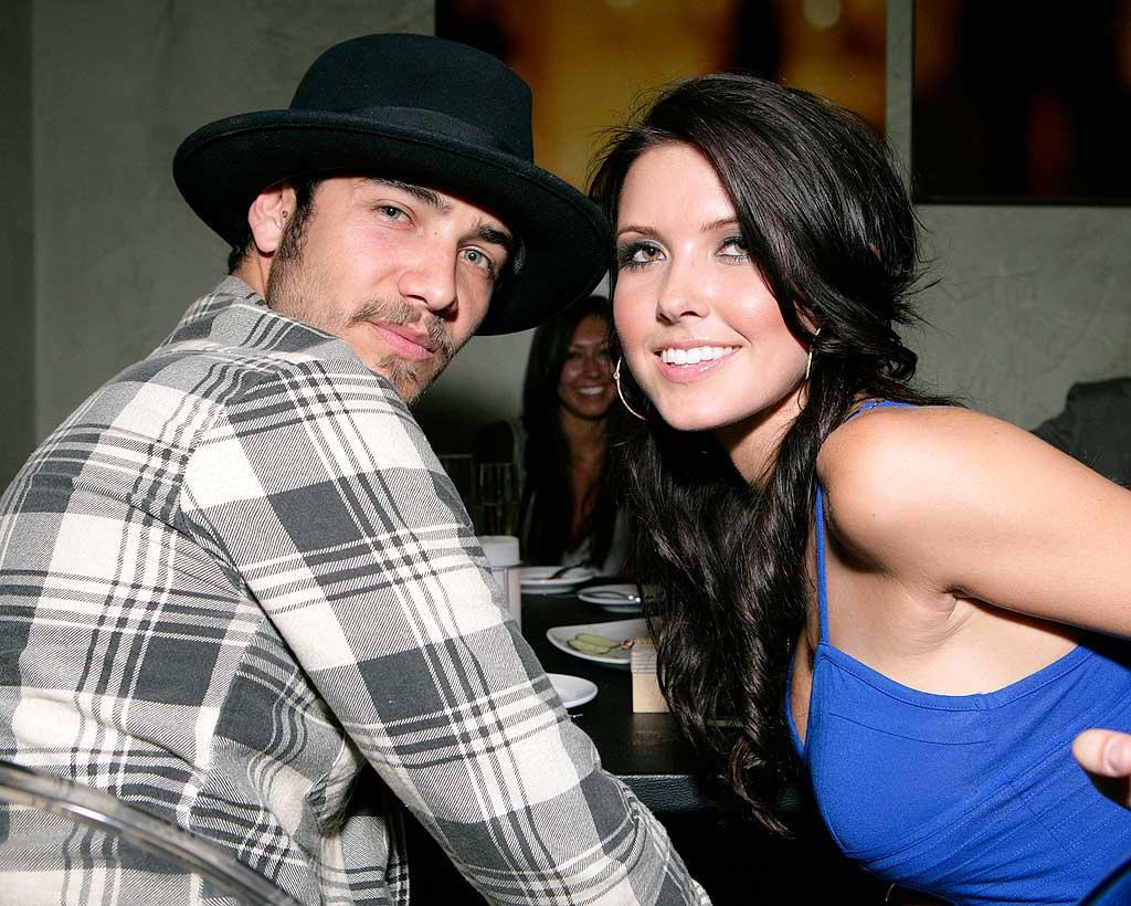 """Apparently """"The Hills"""" stars Justin Bobby and Audrina Patridge have gotten their relationship back on track! Todd Williamson/<a href=""""http://www.wireimage.com"""" target=""""new"""">WireImage.com</a> - May 20, 2008"""