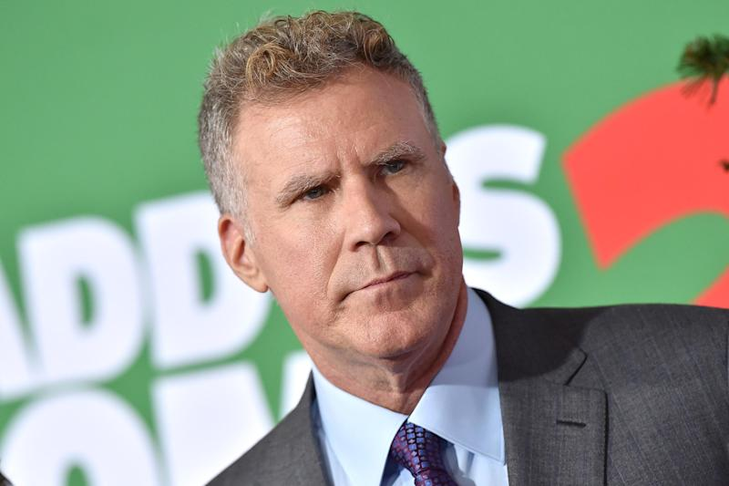 Will Ferrell released from hospital