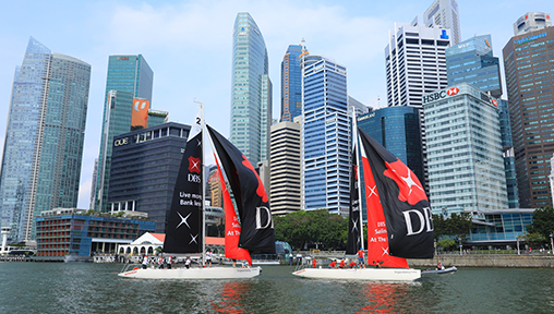 Formula 1™ Giveaway: F1™ Sunset Sailing Experience For Two at Sky Grande Prix