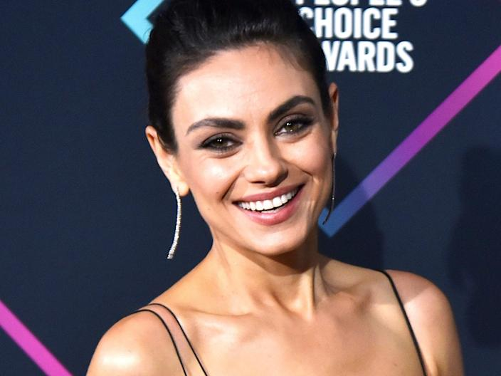 """Mila Kunis is an actress. <p class=""""copyright"""">imageSPACE/MediaPunch /IPX</p>"""