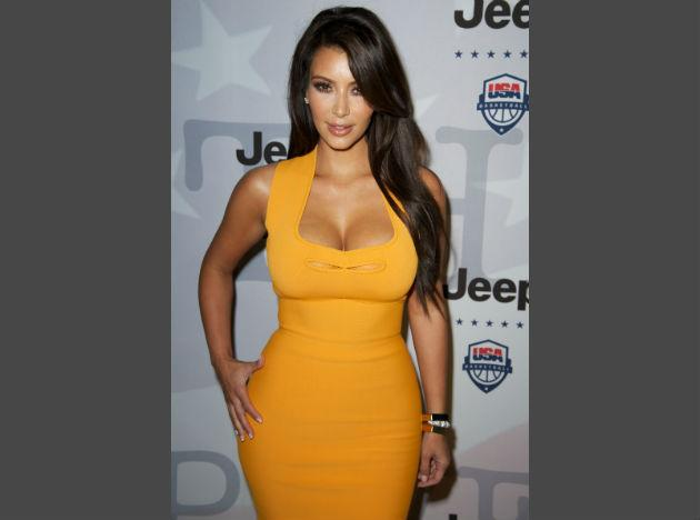 <b>Celebrity confidence trick 1:</b> Kim Kardashian embraces her big behind She's got one of the biggest behinds in show business and she isn't afraid to flaunt it. Kim Kardashian doesn't worry about not being stick-thin, and embraces her curves instead. Our favourite reality TV star has faced criticism from the press and even her own sisters in the past, but she hasn't let any of it faze her. Instead of going on a fad diet, Kim realised that she must embrace the curves she was born with and turned her derriere into an icon. The backlash against her bottom has since stopped, and Kim has become famous for embracing her big booty. Go Kim!