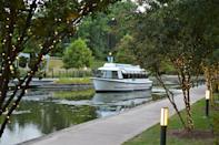"<p>Located just 30 minutes outside of downtown Houston, the Woodlands is an idyllic travel destination for city-slickers, complete with uniquely crafted dining concepts, deeply rooted cultural art experiences, access to more than 200 miles of nature paths and trails, and a variety of trendy high-end retailers. In recent years, the Woodlands community has seen massive growth in the hospitality landscape, including the newly opened dining concepts <a href=""http://www.sorrisoitaliankitchen.com/"" class=""link rapid-noclick-resp"" rel=""nofollow noopener"" target=""_blank"" data-ylk=""slk:Sorriso Modern Italian Kitchen"">Sorriso Modern Italian Kitchen</a> and <a href=""http://www.comosocialclub.com/"" class=""link rapid-noclick-resp"" rel=""nofollow noopener"" target=""_blank"" data-ylk=""slk:Como Social Club Poolside + Bar"">Como Social Club Poolside + Bar</a> in Waterway Square.</p>"