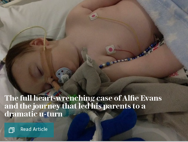 Alfie Evans feature