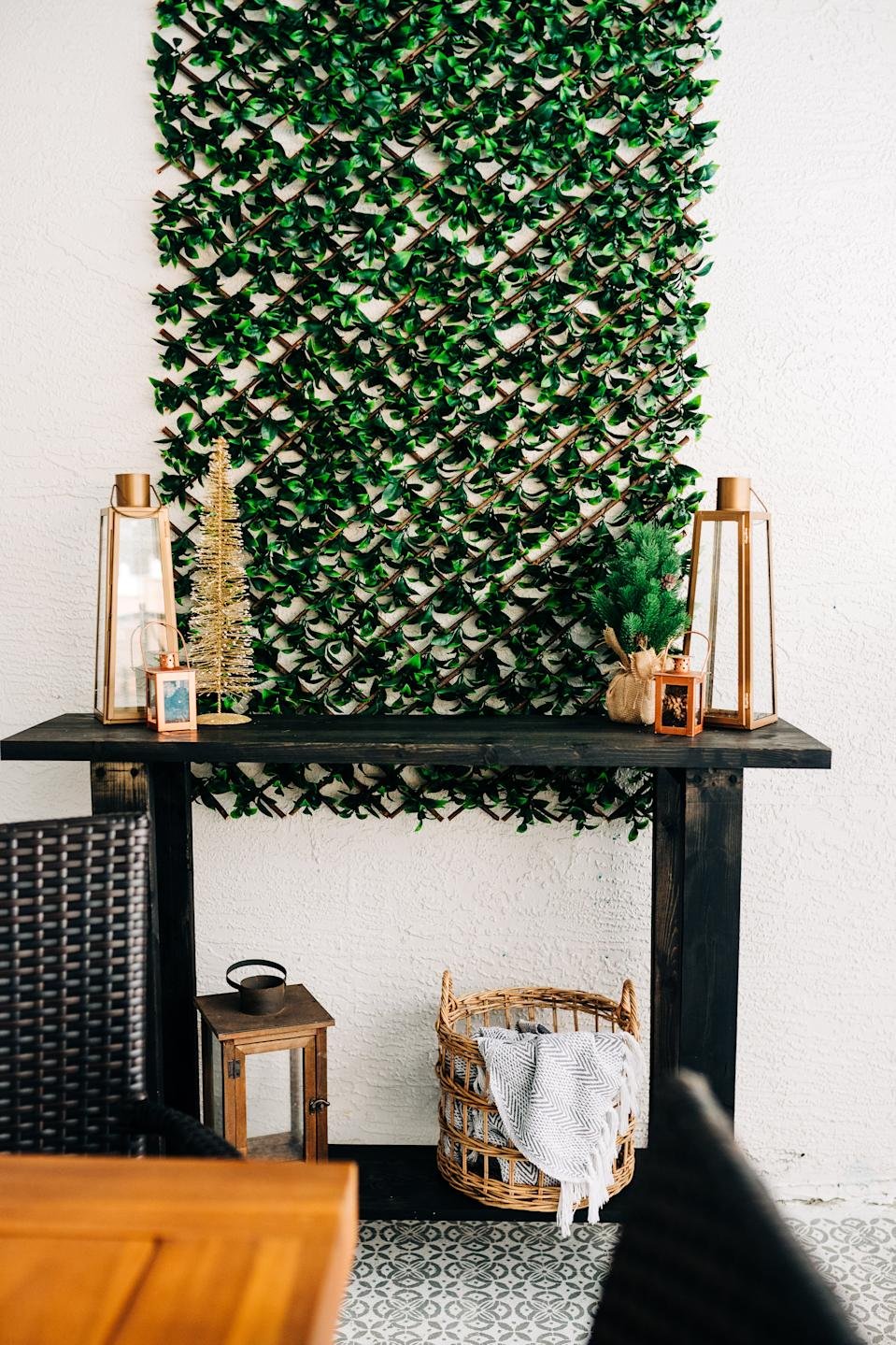 Jaclyn Quinones of Crazy Life With Littles shares how to DIY a coveted piece of furniture.