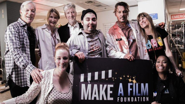 Goodluck Road Photography by Jenna Hagel/Courtesy of Make a Film Foundation