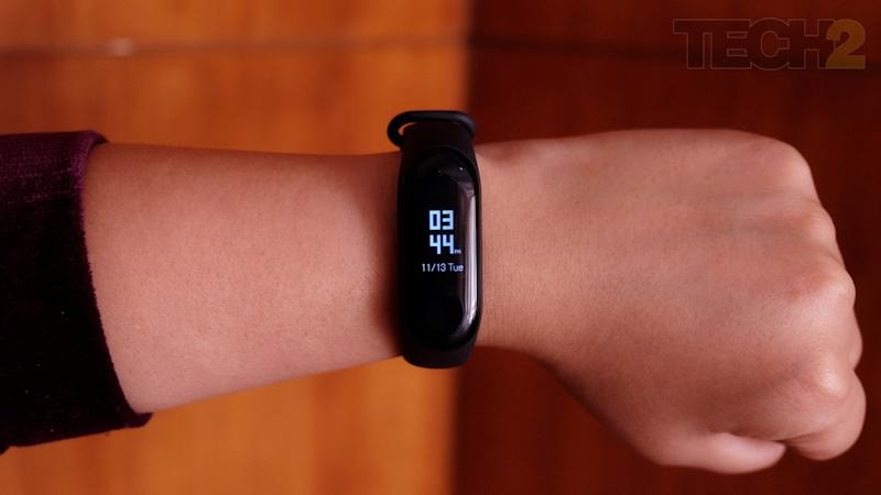 As long as you aren't a serious athlete, you'll probably get everything you need from the Mi Band 3. Image: tech2/ Shomik