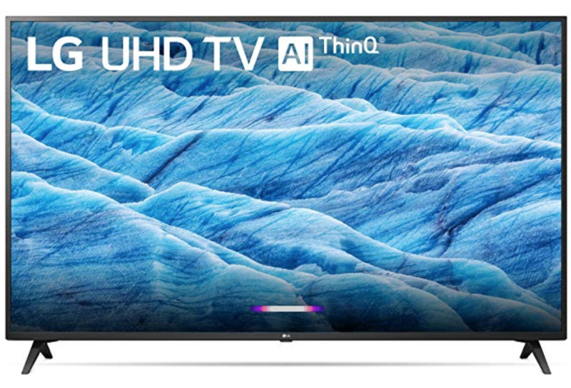 LG 43-Inch 4K Ultra HD Smart LED TV