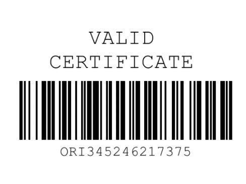 Barcode from pre-arrival form