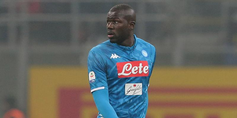 Racists won't drive Man Utd target Koulibaly out of Italy, says Napoli boss Ancelotti