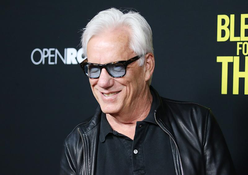 James Woods reacts to Twitter booting him for hoax meme