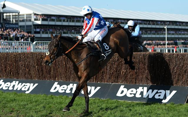 <span>Special Tiara upset the odds on Wednesday</span> <span>Credit: Getty images </span>
