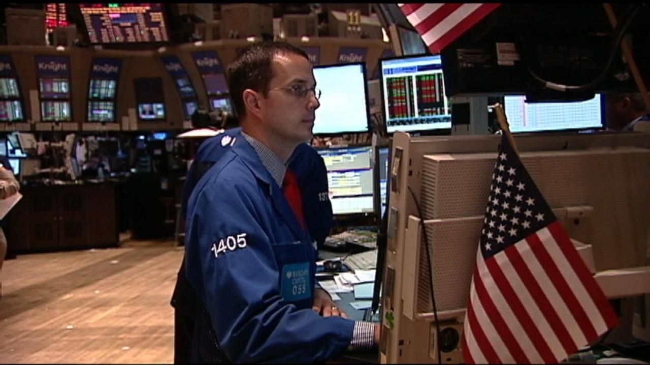 Dow Jones suffers 4th-largest point drop [Video]