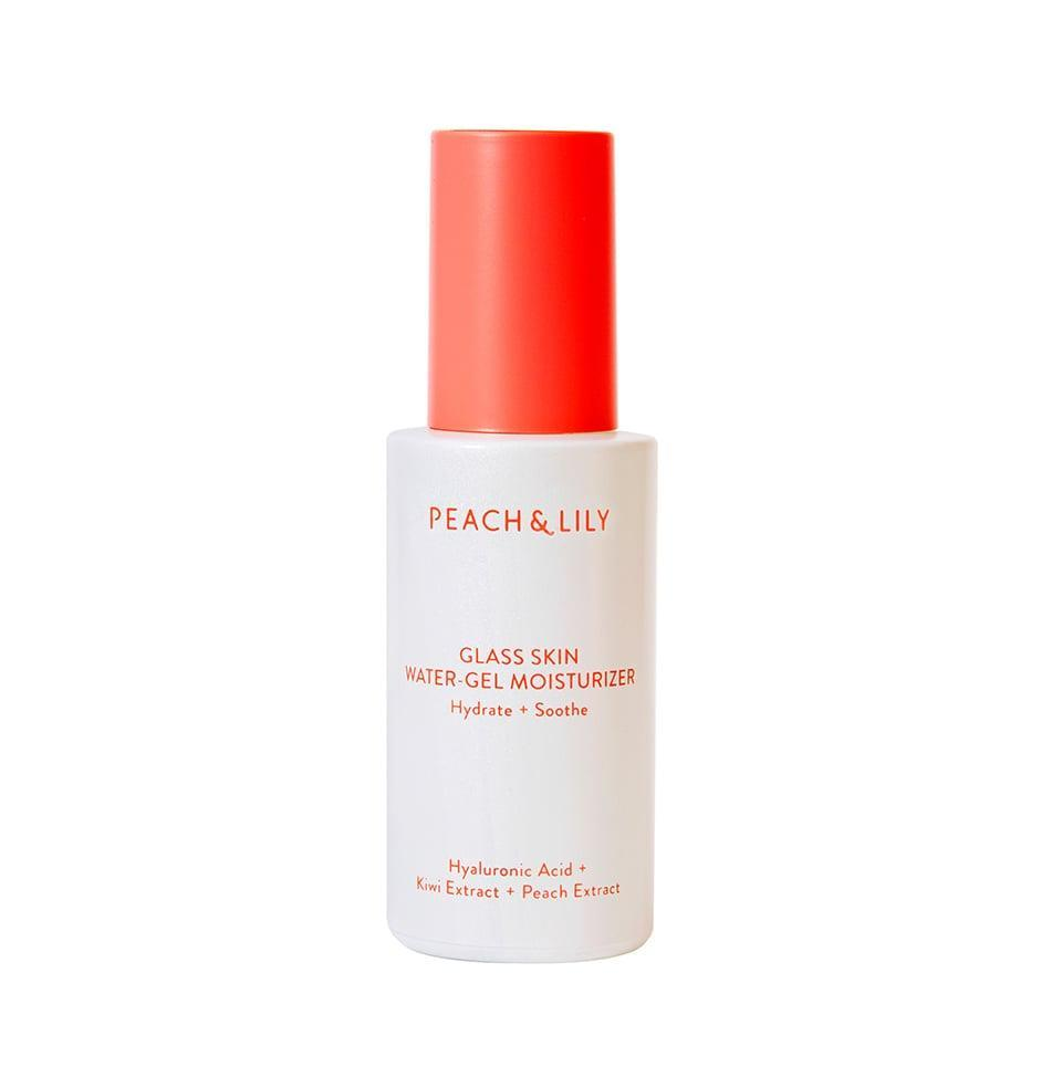 <p>The <span>Peach &amp; Lily Glass Skin Water-Gel Moisturizer</span> ($40) is the latest product to come from the brand's famous Glass Skin line-up. It's formulated pre- and probiotics, hyaluronic acid, and plant extracts to will leave your skin glowing. </p>