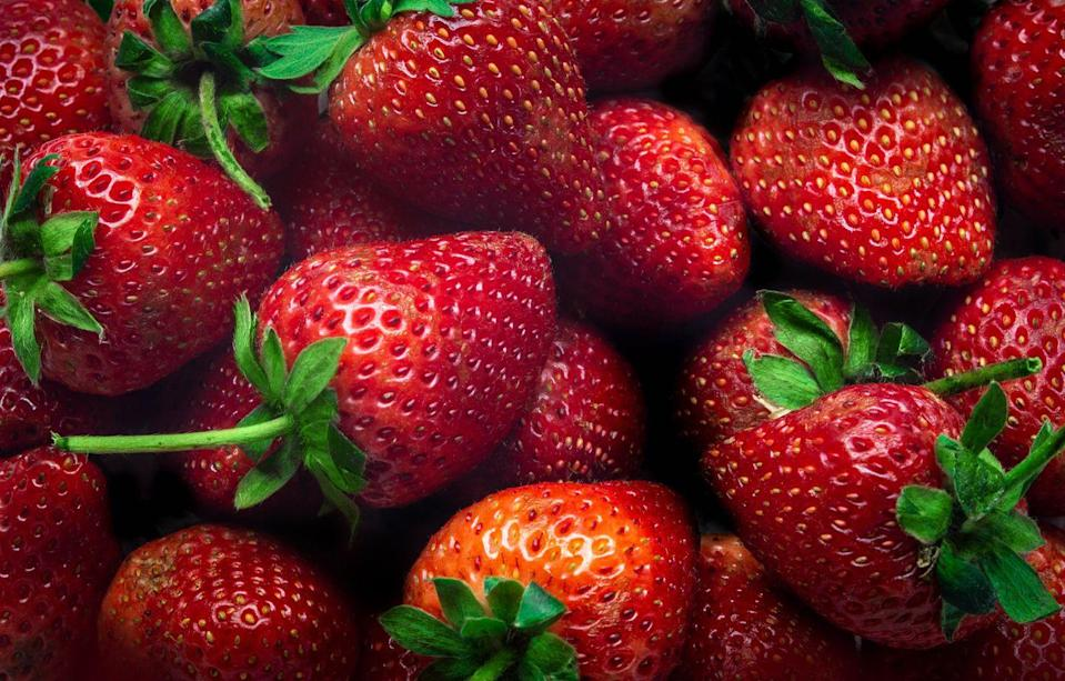 <p>Plain and simple: Folks love Aldi's strawberries. Produce at any grocery store can be hit or miss, but the ripe, juicy, sweetness of the strawberries at Aldi earned them a win—they're another item on the list of favorites voted on directly by customers. An affordable route to a healthy and delicious snack is always an instant victory.</p>